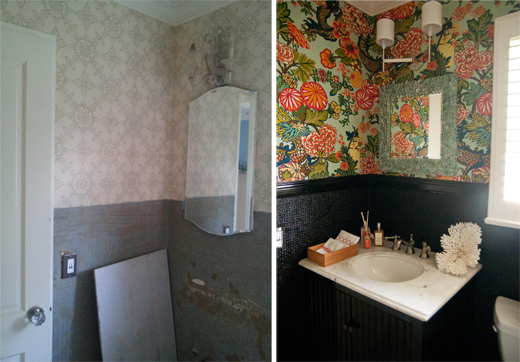 A well overdue bathroom makeover @DL Rhein | www.dlrhein.com