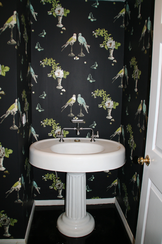 Wallpaper changes EVERYTHING! | D.L. Rhein