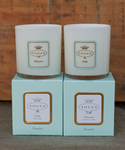 A Tocca Candle makes is the perfect gift | D.L. Rhein