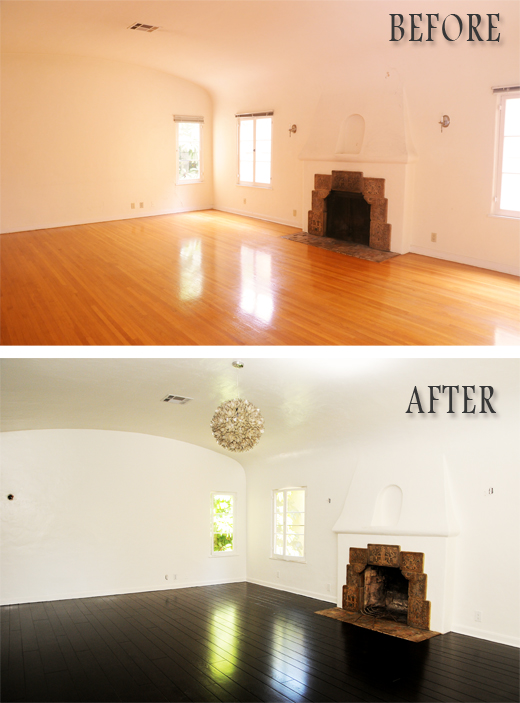 It didn't take much to makeover this living room - just a little creative thought | D.L. Rhein