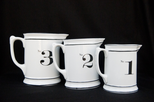 Ceramic Pitchers for any holiday table | D.L. Rhein