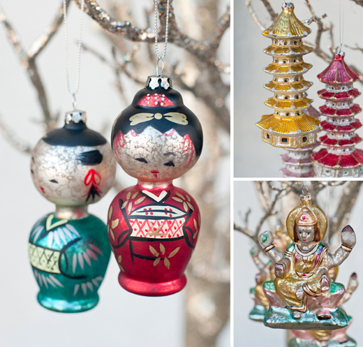 Decorative X-mas Ornaments | D.L. Rhein