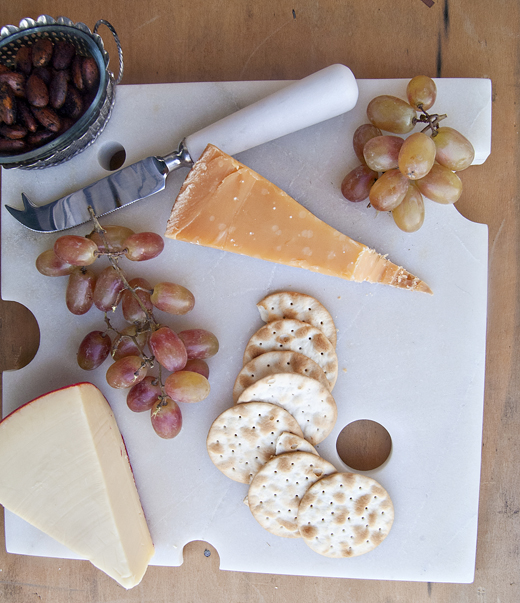 "Say ""Cheese"" with this fabulous cheese board 