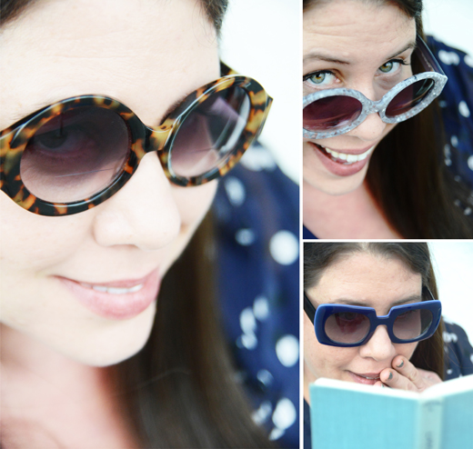 Eyebob Sunglass Readers in all Shapes and Sizes | @D.L. Rhein