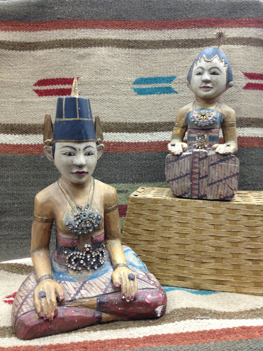 Fabulous Find of the Week: Zen Statues | @DL Rhein