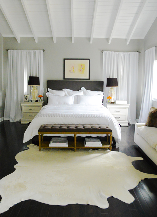 A Master Bedroom makeover you will want to read about. Visit our site to find out how we did it #interiordesign #masterbedroom #makeover | D.L. Rhein
