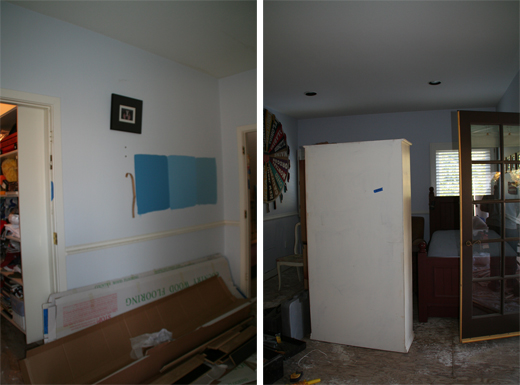 "Boys Room ""Before + After"" 