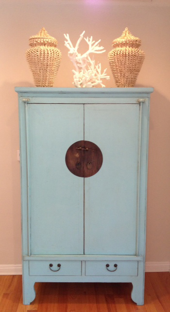 Repurposing and existing cabinet | D.L. Rhein