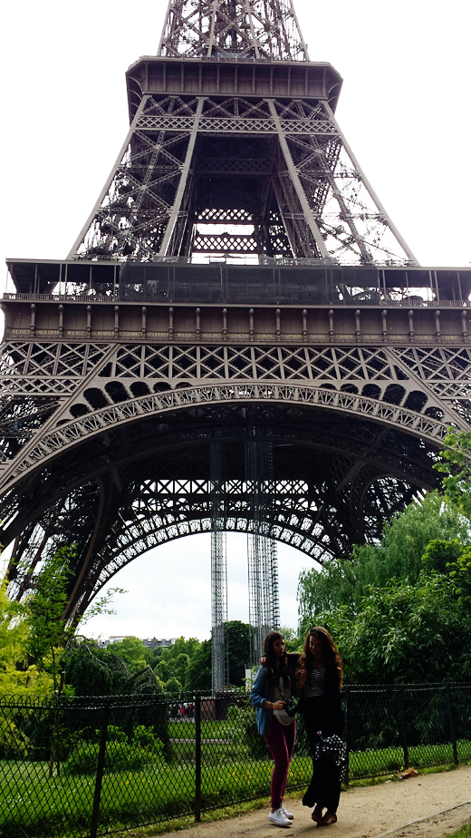 A trip to Paris with My Daughter #travel #Paris #mother.daughter | @D.L. Rhein