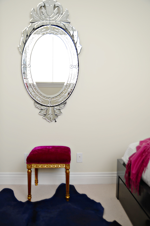 Adding a mirror to any room in the house creates big change | @D.L. Rhein
