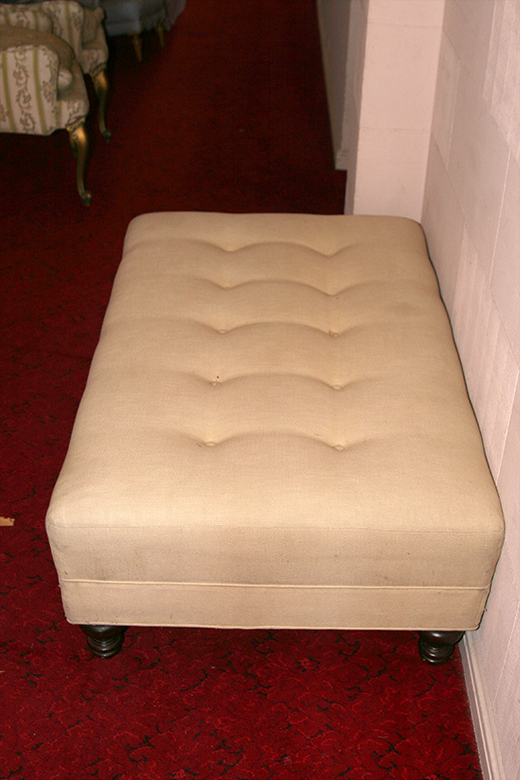 BEFORE | Vintage Ottoman