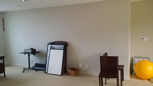 BEFORE | Couch Area