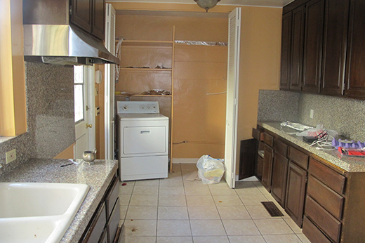 BEFORE | Kitchen Remodel