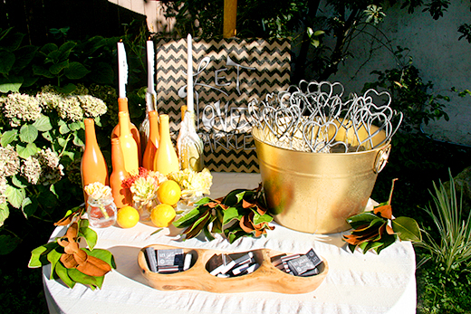 Sparklers and Custom Matches with Lemons and Magnolias #dlrhein