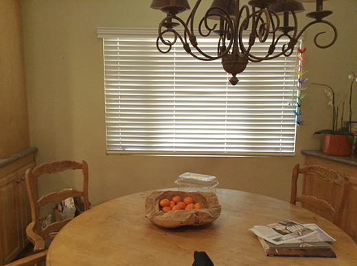 BEFORE | ENCINO KITCHEN BREAKFAST NOOK