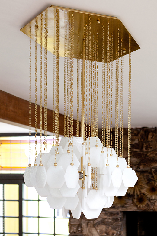 AFTER | JONATHAN ADLER VIENNA CHANDELIER | D.L. RHEIN
