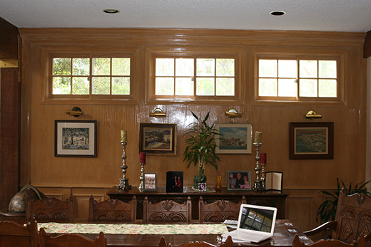 Before - Dining Room   Woodland Hills