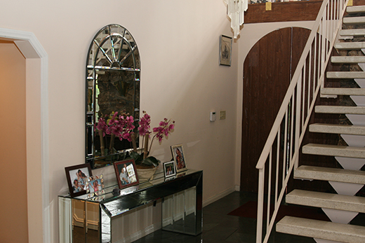 FOYER | BEFORE |WOODLAND HILLS
