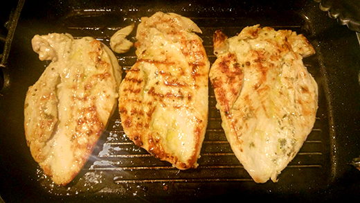Grilled Chicken - my youngest's favorite!