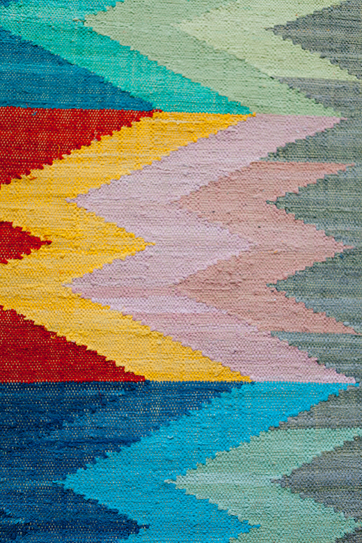 Featherbottom Rug by CB2 | D.L. RHEIN