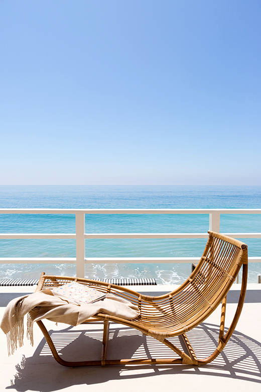 BEACH HOUSE | MALIBU | DESIGN BY D.L. RHEIN| PHOTO BY AMY BARTLAM