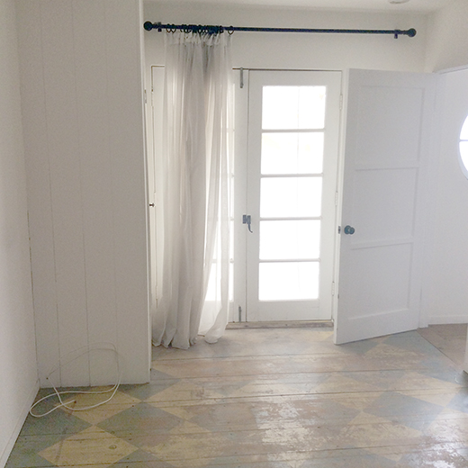 BEFORE | BEACH HOUSE KIDS ROOM - MALIBU