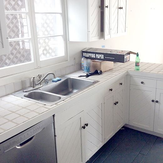 BEFORE | BEACH HOUSE KITCHEN