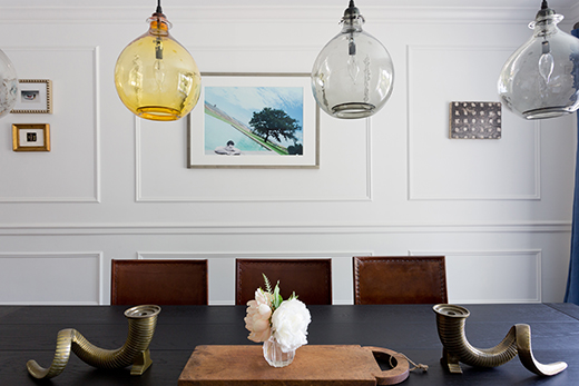 ENCINO DINING ROOM | ENCINO, CA. | DESIGN BY D.L. RHEIN, PHOTO BY AMY BARTLAM