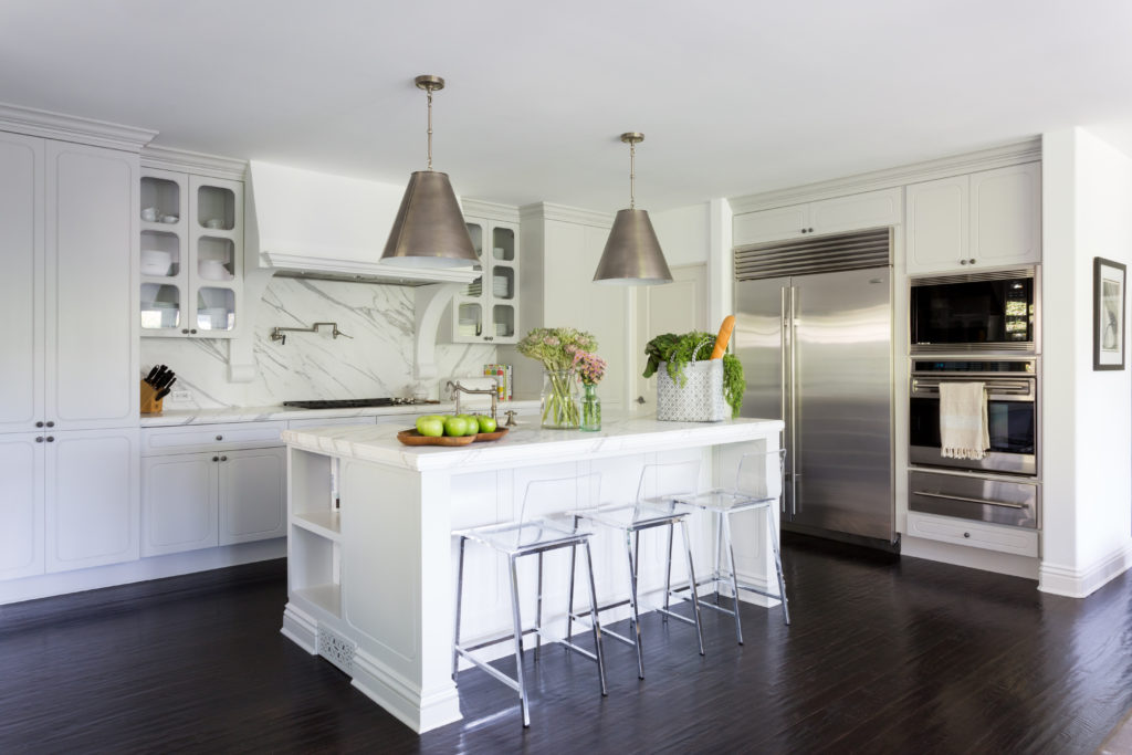 BRENTWOOD | KITCHEN | DESIGN BY D.L. RHEIN, PHOTO BY AMY BARTLAM